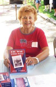 Arlene Eisenbise - author