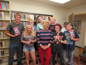 Prescott Valley Teen Readers